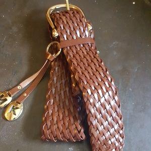 New MK Brown  belt  medium